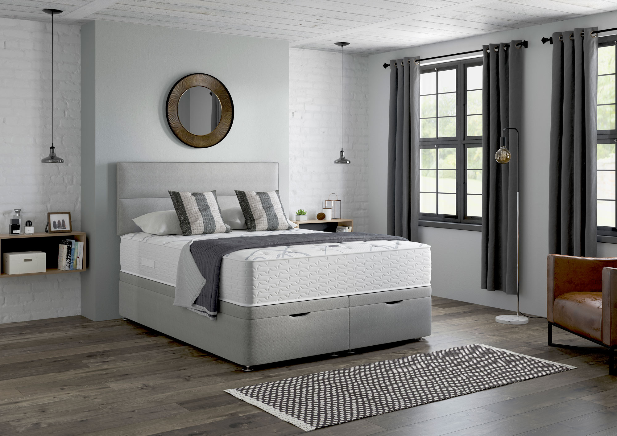 Comfort Pure Latex 1600 Roomset Relyon-Contemporary-Collection-2020-Catalogue